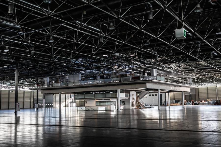 Messehalle Wien, Reed Messe Wien Exhibition & Congress Center