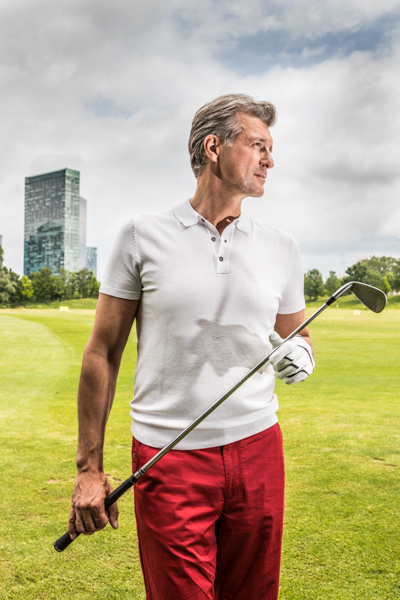 Golf and Business